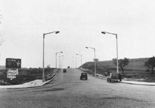 Avenida Cidade do Porto decada 50