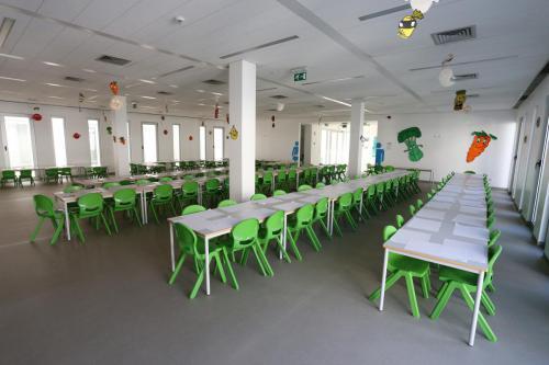Escola Sarah Afonso (Refeitório)