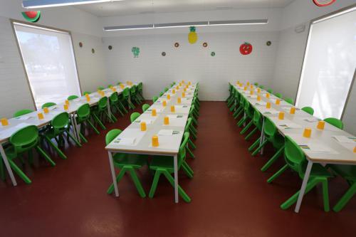 Escola Paulino Montez (Refeitório)