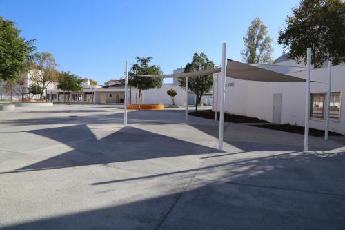Escola Sarah Afonso (Espaço Exterior)