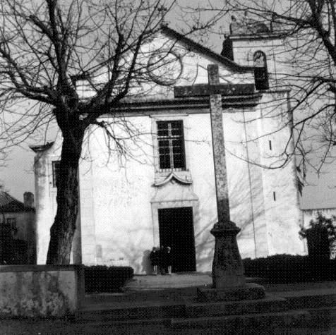 Igreja Santa Maria dos Olivais decada 60